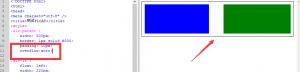 css auto解决float浮动父标签高度为0的问题